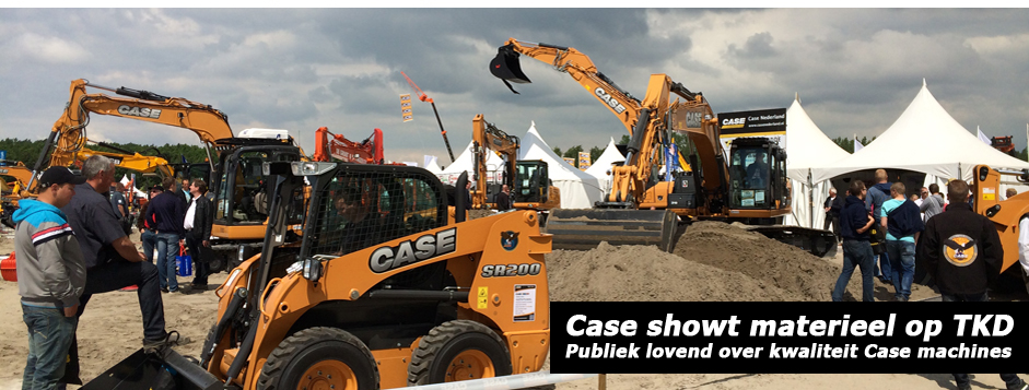 Case dealers op TKD 2014